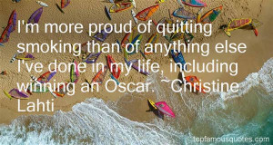 Top Quotes About Quit Smoking
