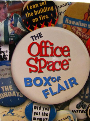 In Office Space , the 1999 cult comedy from Beavis and Butthead ...