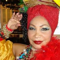 Carmen Miranda - Carmen Miranda Impersonator in Kissimmee, Florida