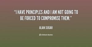 Principle Quotes