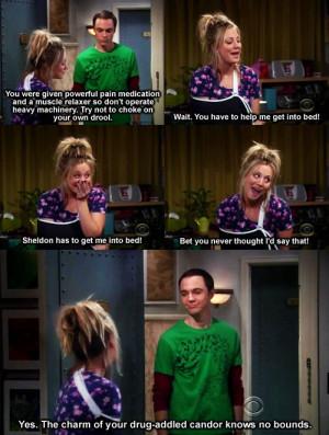 Big Bang Theory Sheldon And Penny Quotes Tag archives: big bang theory