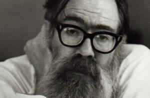 John Berryman (undated photo). Image courtesy of Wikimedia Commons.