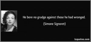 Holding Grudges Against Family Quotes