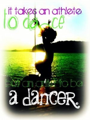 short quotes about dance
