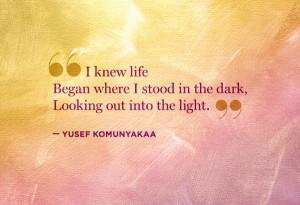 Yusef Komunyakaa quote