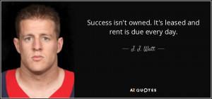 Watt Quotes