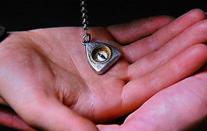 ... Compass Pendant to her client Mark Sway so he would not lose his way