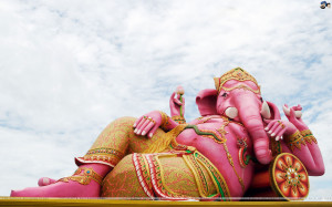 Large collection of Lord Ganesha wallpapers