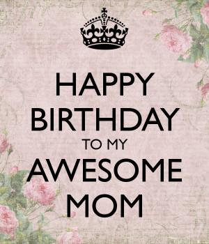 Happy Birthday Mom Wallpaper In Spanish birthday mom