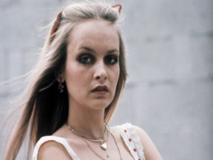 ... and actress, vegetarian, Twiggy's People, Twiggy in Black and White