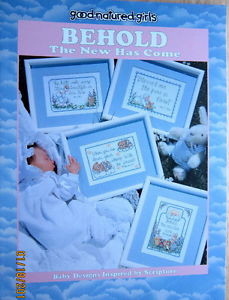 ... -stitch-BEHOLD-GOOD-NATURED-GIRLS-baby-scripture-religious-sayings