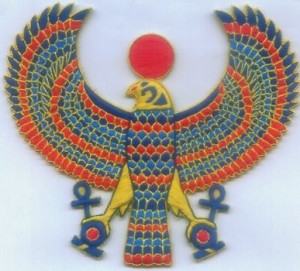 Ancient Egyptian God Ra Symbols