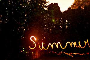 Summer Night Wallpaper