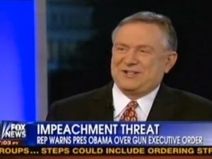 Steve Stockman Is the Nuttiest Freshman in Congress—Again