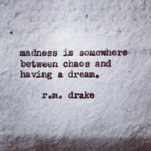 Drake and whispers of the invisible place of REM (for those that ...