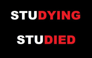 study funny quotes