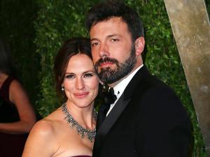 Ben Affleck, Jennifer Garner at Vanity Fair Party After Oscars 2013 ...
