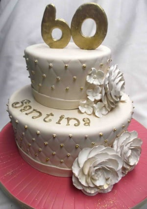 60th birthday cake is a part of having the 60th birthday cakes picture ...
