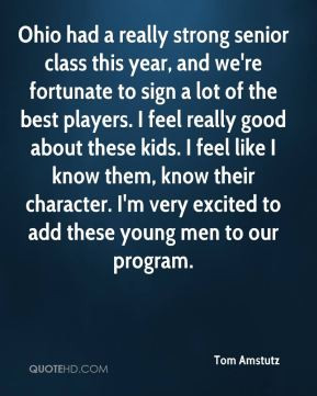 Senior class Quotes