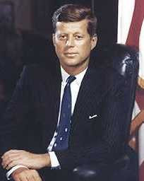 Enjoy these presidential quotes by John F. Kennedy