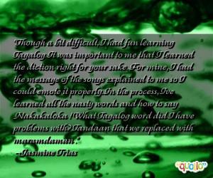 Tagalog Quotes. Posted by Jason Emmanul Caba at 8:28 PM