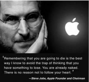 ... to a technology legend here s another great quote from steve jobs