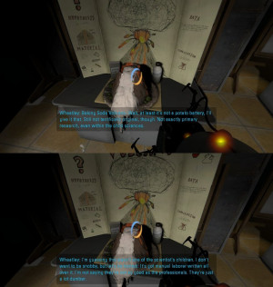 Favorite Wheatley Quotes 3 by Blockwave