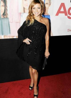 Christine Lakin High Heels