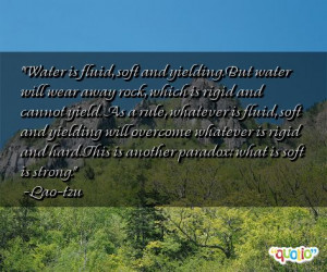 Famous Quotes About Water...