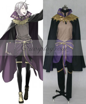 ... Cosplay > Hot Sales > Henry Cosplay Costume From Fire Emblem Awakening