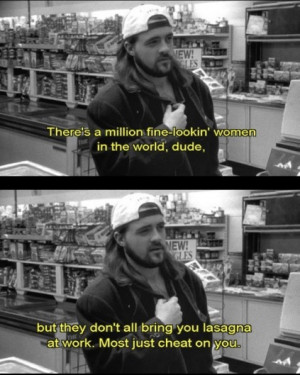 Clerks-Someone close would agree lol