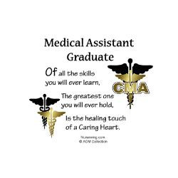 medical_assistant_graduate_greeting_card_cd.jpg?height=250&width=250 ...