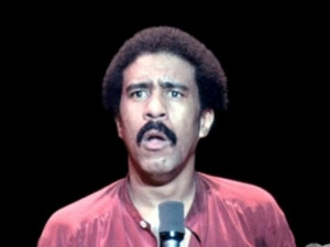 Richard Pryor was voted by his fellow comedians as the best of all ...
