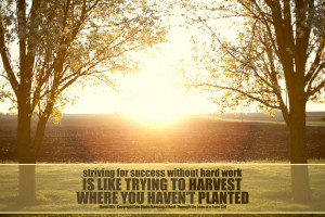 Inspirational Agriculture Quotes
