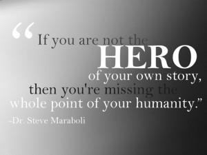 Hero of your own story... Follow us on Twitter @Relay For Life of ...
