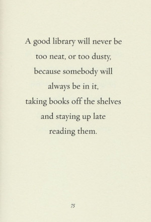 want to be a librarian so bad.