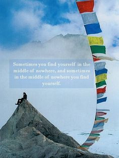 # quotes more himalayas mountain prayer flags buddha quote ...