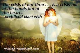 Archibald MacLeish heart
