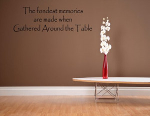 to check the latest deal on this Kitchen decorations Vinyl wall quotes ...