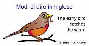 di dire in inglese the early bird catches the worm slider 1024x534 png