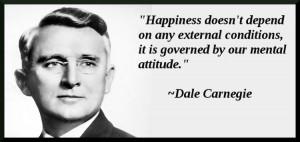Dale Carnegie ...