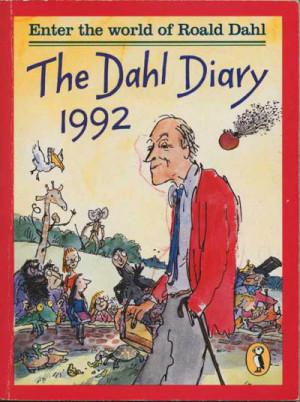 Roald Dahl Book Covers