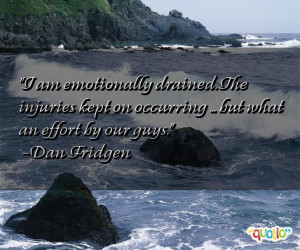 Emotionally Drained Quotes