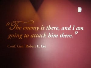 Awesome Civil War Quote by kdawg7736