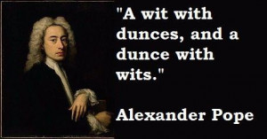 Alexander pope famous quotes 2