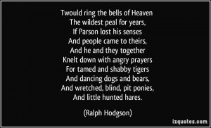 Dogs In Heaven Quotes
