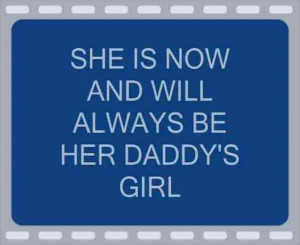 Cowboy Daddy's Little Girl Quotes