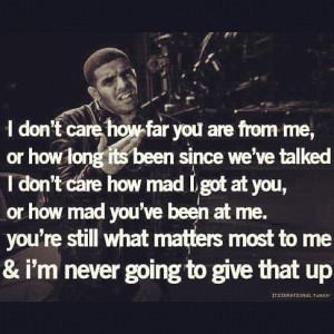 words by Drizzy Drake. #quotes #quotestoliveby #drake #ymcmb #drizzy ...