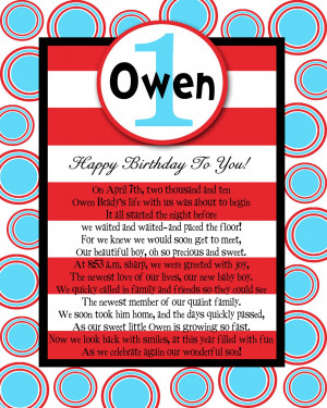 ... owen s first birthday party and my 33rd birthday oh i am so old and
