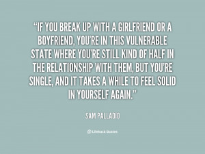 Boyfriend And Girlfriend Break Up Quotes Preview quote